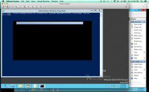 The GUI of applications only partially renders due to the file permission of the Window Station and Desktop objects.